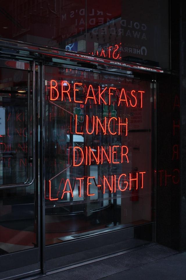 Ouvrir un restaurant fastfood -1